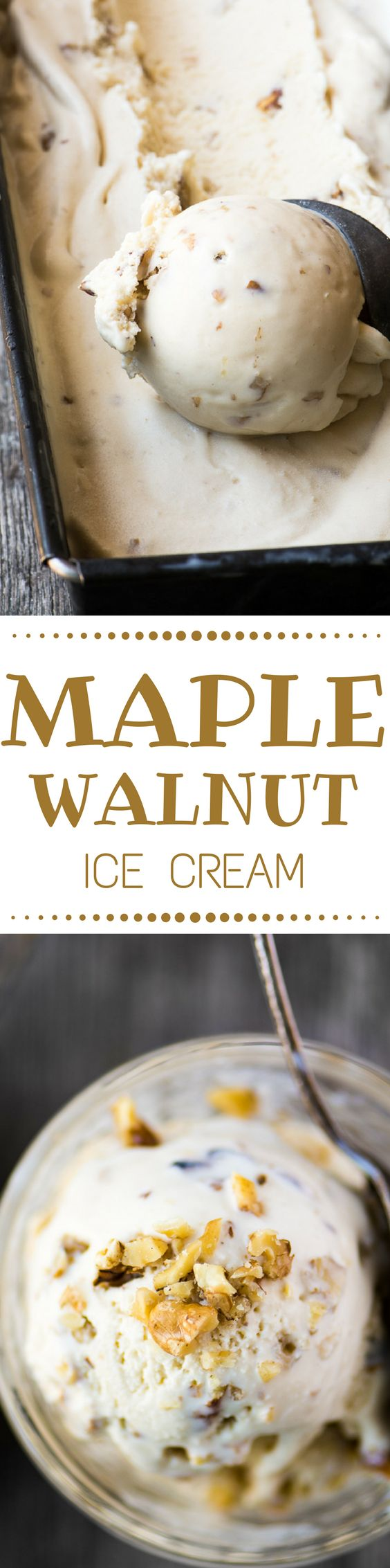 Maple Walnut Ice Cream has to be one of the great flavors of all time. This New…