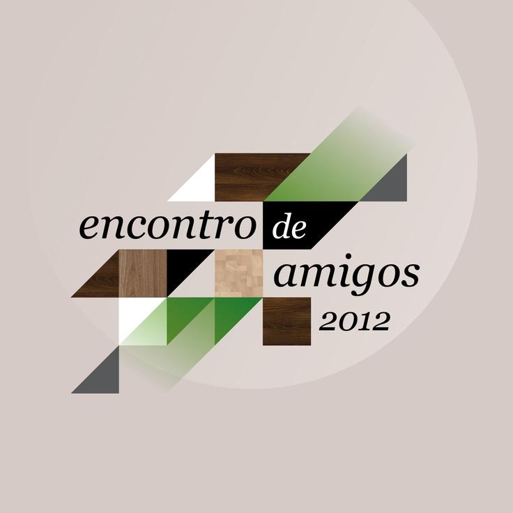 Logo para evento de confraternização