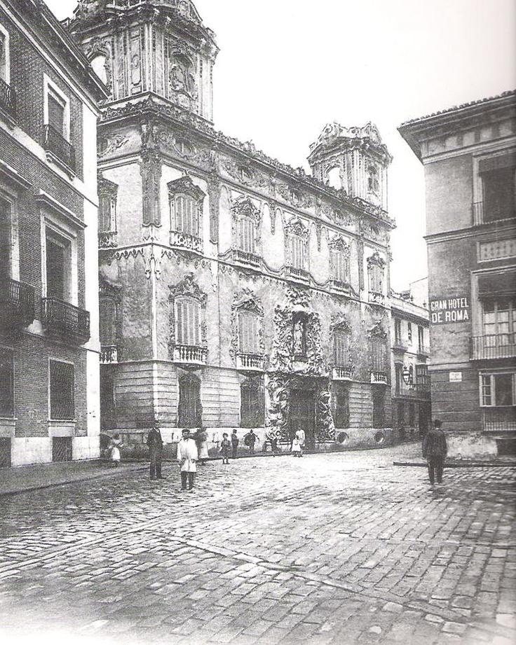 Marques de Dos Aguas 1903 / Valencia / Vintage / cities