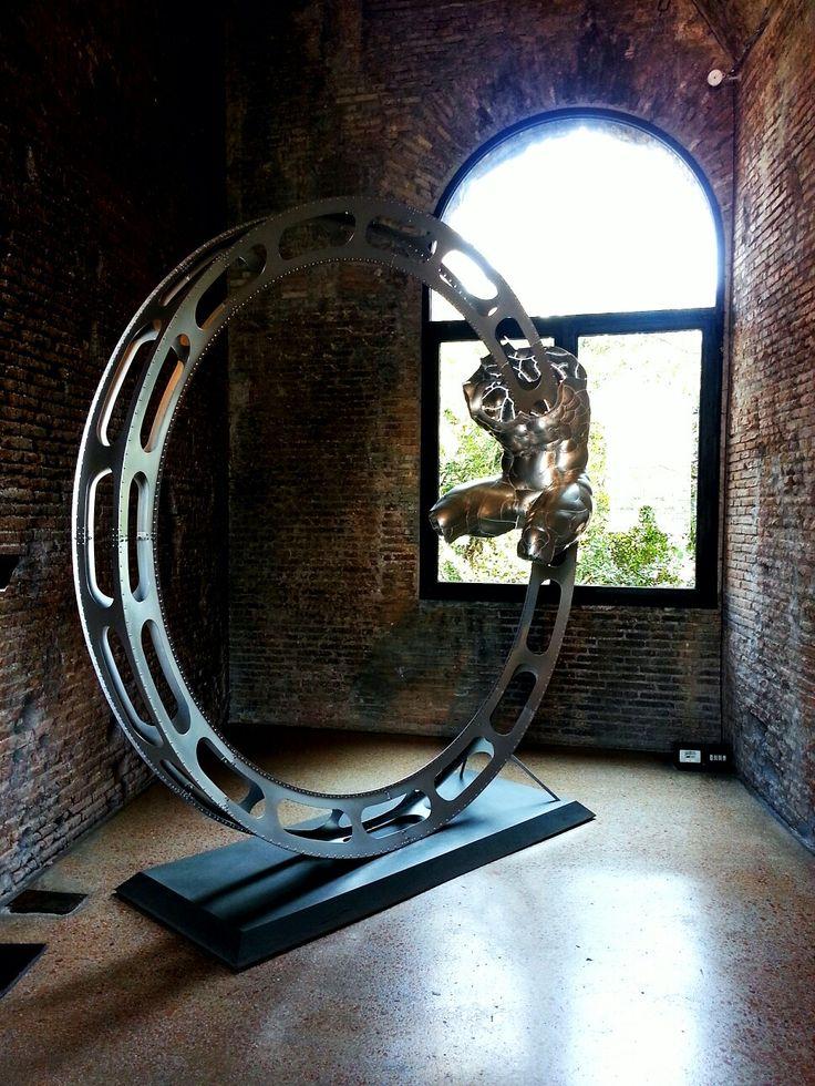 L'invenzione della ruota,  Bergman. Mercati di Traiano
