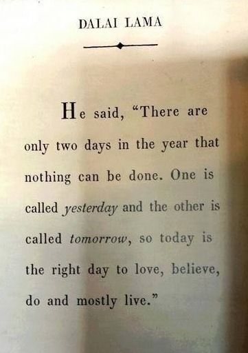 Cease The Day Quotes