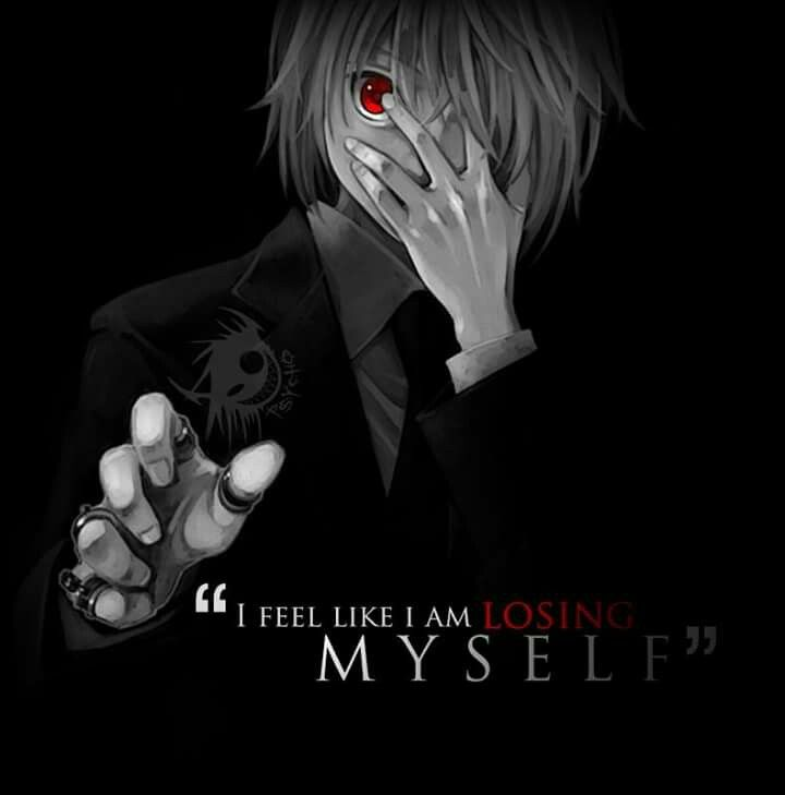 اشعر أني أفقد نفسي #korapika | anime Quotes 1 | Pinterest ...