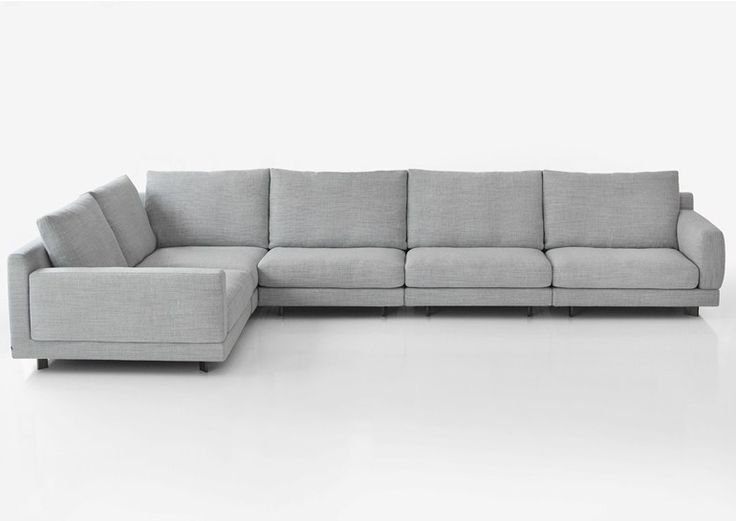 Las 25 mejores ideas sobre sof de esquina en pinterest y for Sofa modular gris
