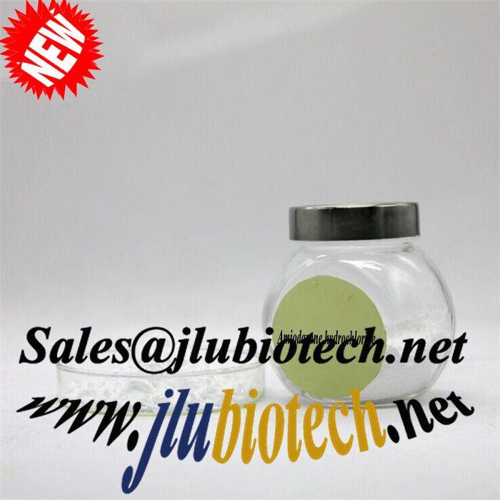 Amiodarone Hydrochloride Powder Antiarrhythmic Anti-Angina Medication sales@jlubiotech.net