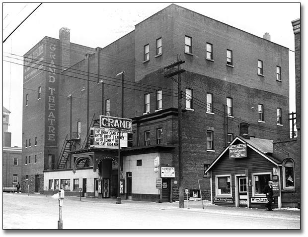 Sudbury, Ontario, Canada - 1941