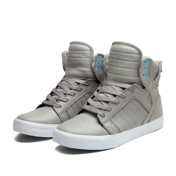 Skytop Classic, Unisex Adults High-Top Sneakers Supra