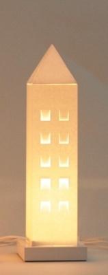 "House light ""Friends' Village"" low tower"