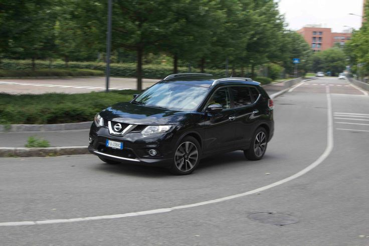 Test Drive Nissan X-Trail 1.6 DIG-T 163 Cv 2wd