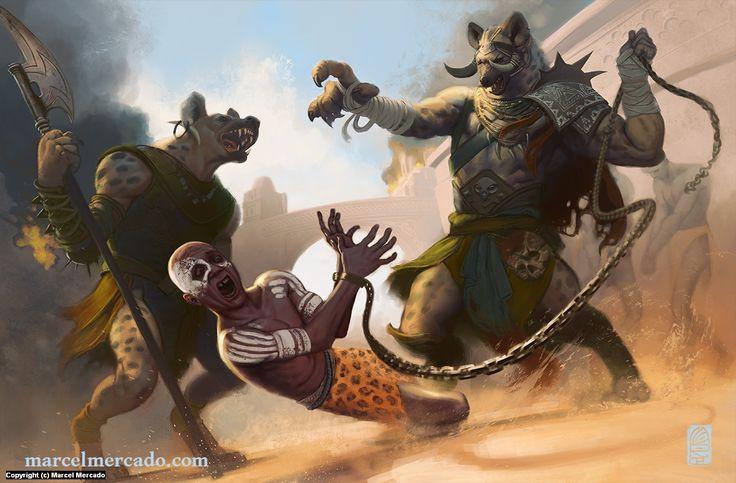 Gnoll Raiders (Barrens)