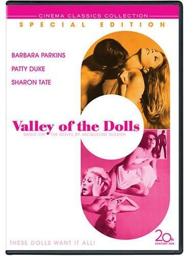 Barbara Parkins & Patty Duke & Mark Robson-Valley of the Dolls