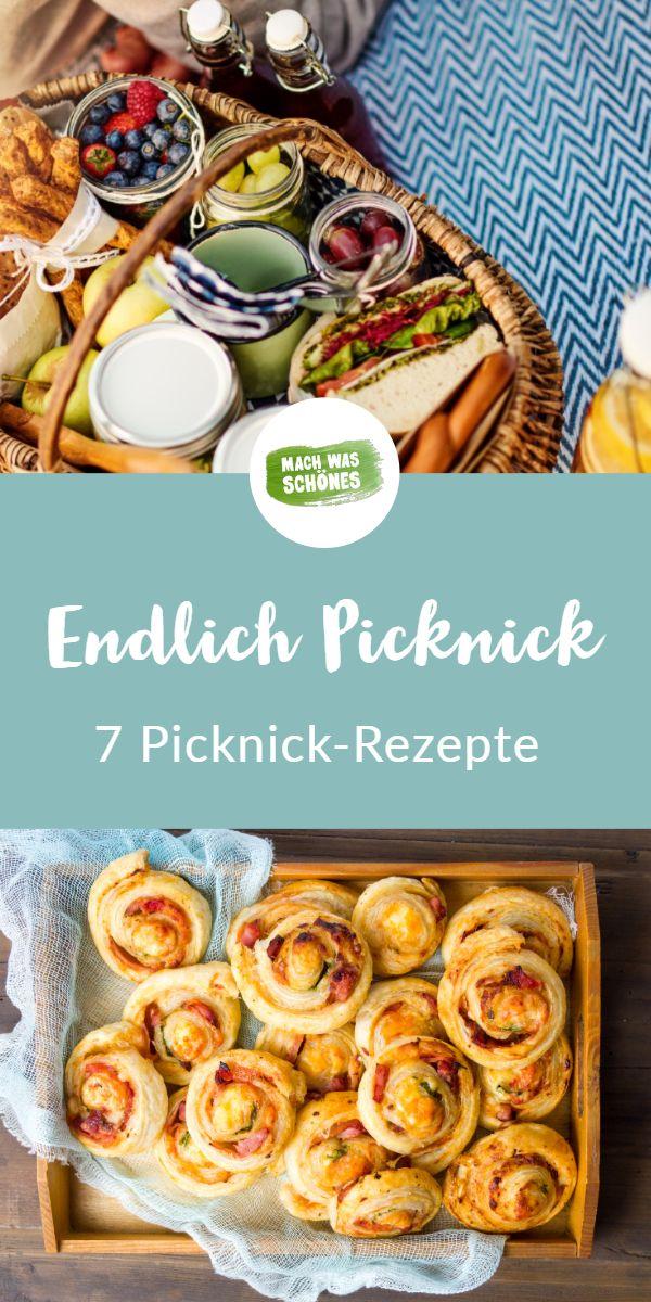 Picknicken Rezepte