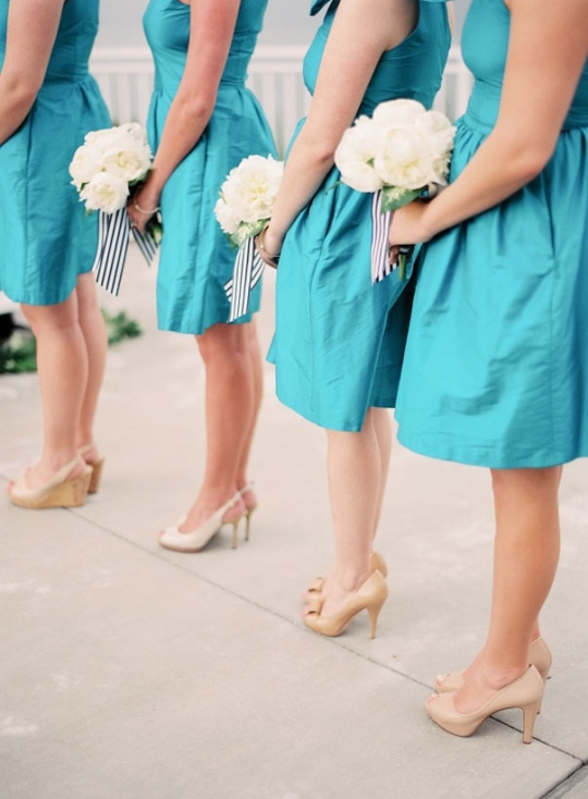 Best 25 bright bridesmaid dresses ideas on pinterest for Wedding dresses palm beach