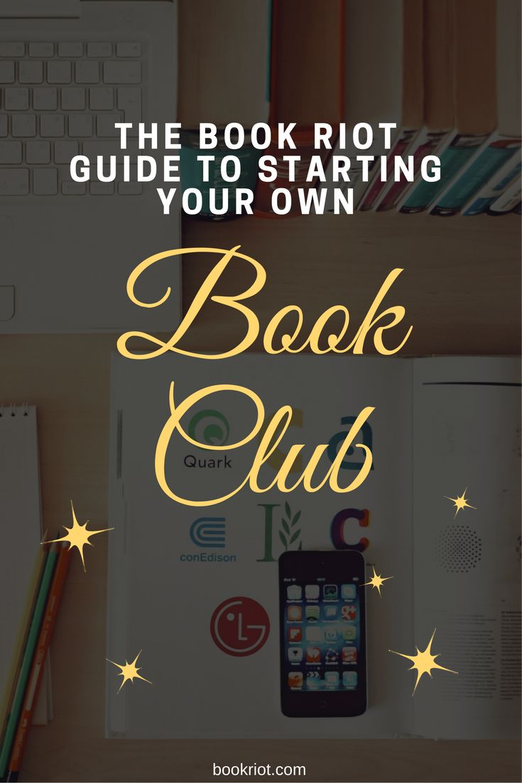 Goodbye Book Groups, Hello Book Groups