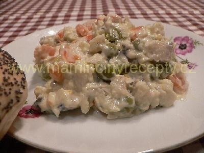 58 Rybí salát