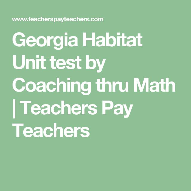 how to become a math teacher in georgia
