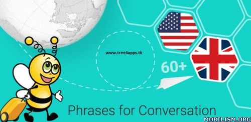 Learn Korean – 5000 Phrases Premium v1.5.5Requirements: 4.0.3 and upOverview: Play, Learn and Speak – discover common phrases for daily Korean conversation! Play, Learn and Speak – discover common phrases for daily Korean conversation!✔ 5,000...