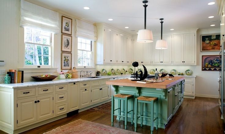 Kitchen Design Layouts L Shaped with Island