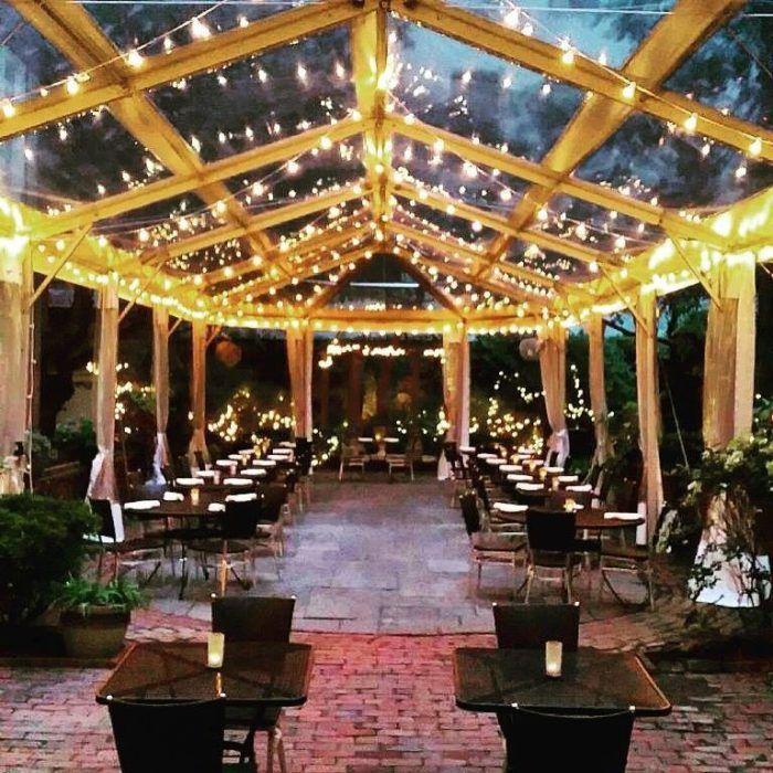 Outdoor restaurants in PA