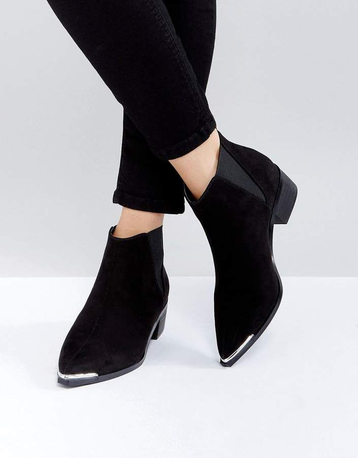 ASOS ADMISSION - Bottines pointues
