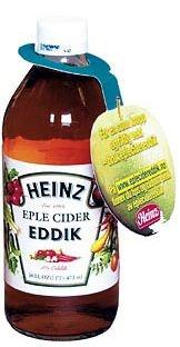 Heinz Eplecidereddik - mot kviser