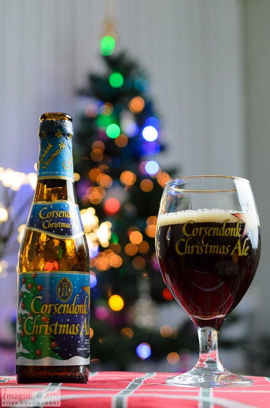 Corsendonk Christmas Ale, a Belgian Strong Ale beer by Brewery Corsendonk in Belgium