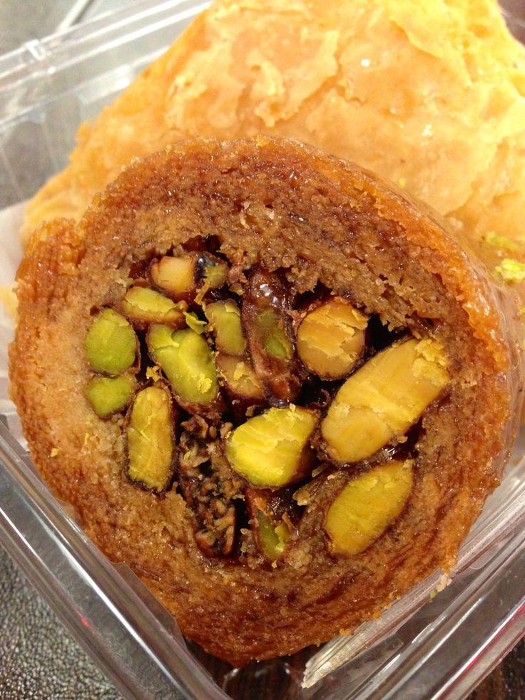 #pistachio #istanbul #dessert