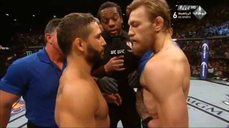 UFC 189 : Conor Mcgregor vs Chad Mendes Full Fight video