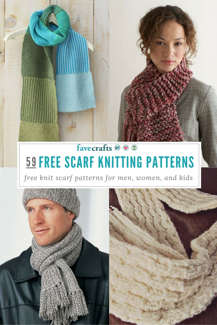 501 best scarf images on pinterest knit stitches knitting 59 free scarf knitting patterns bankloansurffo Images