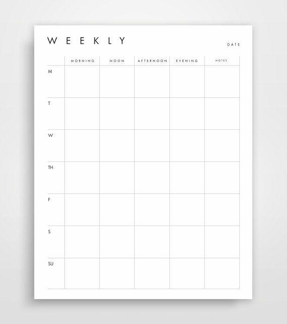 Minimalist Calendar Template : Best images about minimalist printables on pinterest