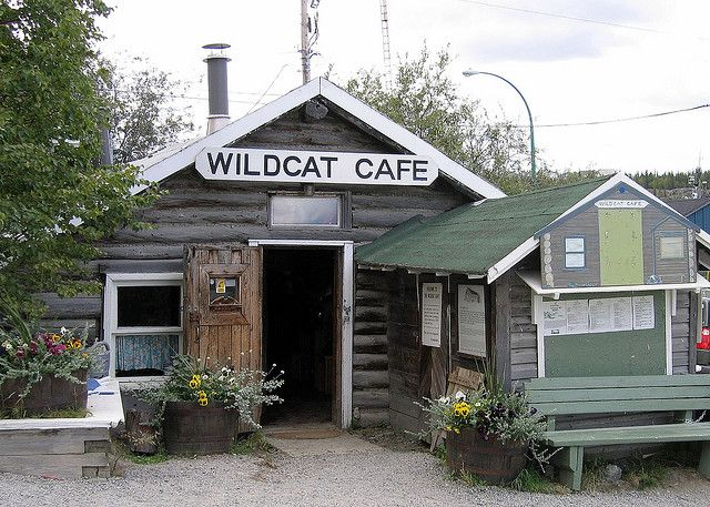 Wildcat Cafe, Yellowknife, NWT