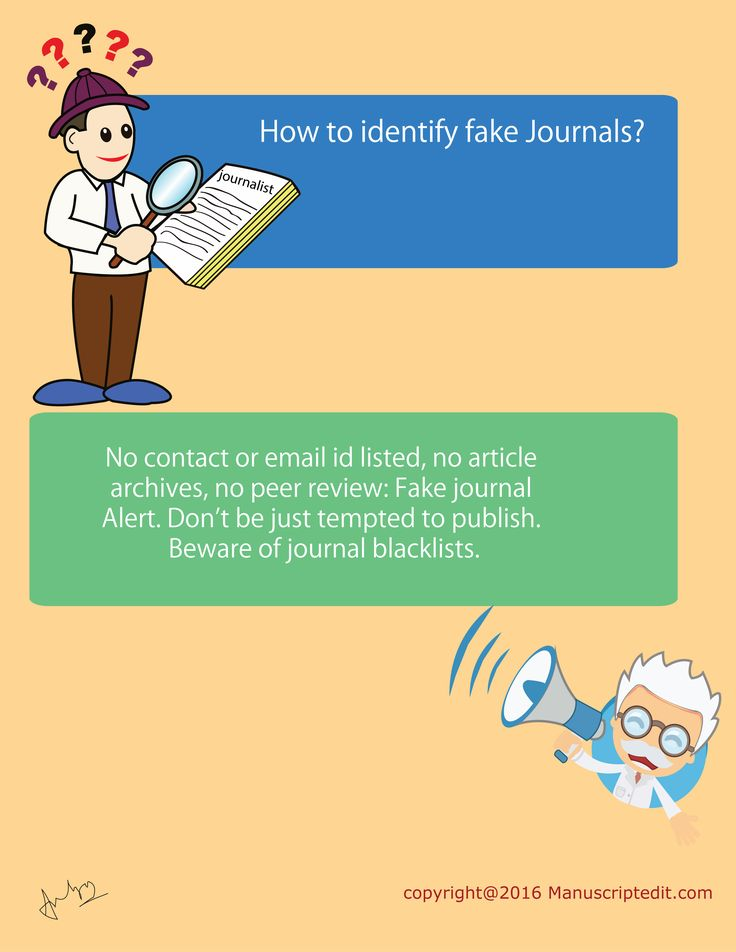 #‎Manuscriptedit‬ @ How to identify fake ‪#‎Journals‬?  No contact or email id listed, no article archives, no ‪#‎peerreview‬: Fake journal Alert. Don't be just tempted to ‪#‎publish‬. Beware of ‪#‎journal‬ blacklists.  #Manuscriptedit ‪#‎post‬ : http://bit.ly/1NvtPEX