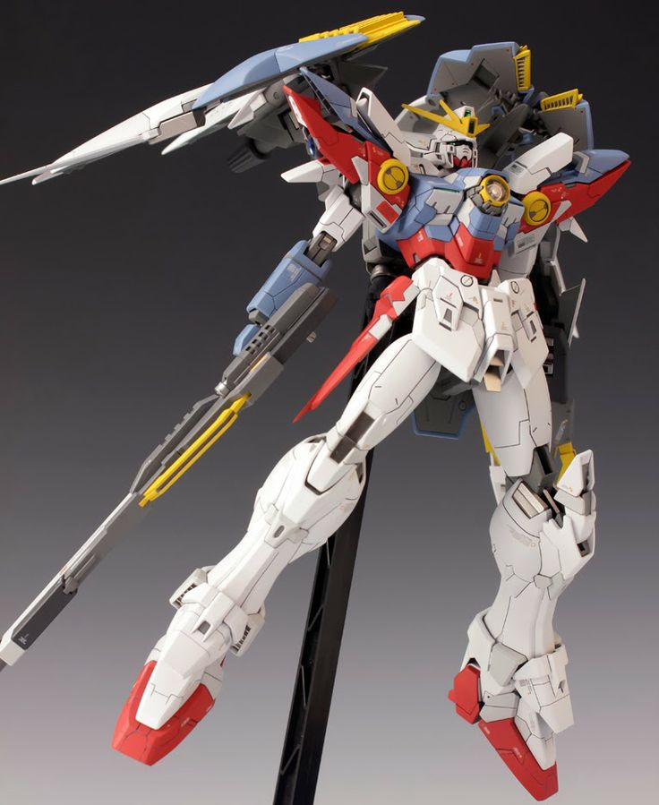 MG 1/100 Wing Gundam Proto Zero - Customized Build