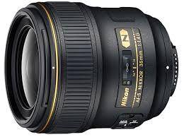 Nikkor 35mm f/1.4