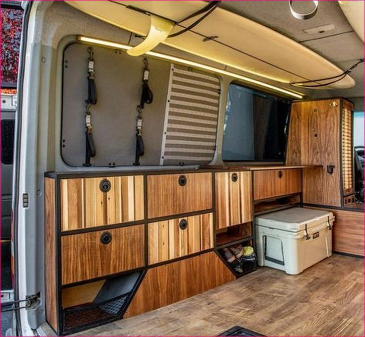 Camper Van Conversions Awesome Ideas 92