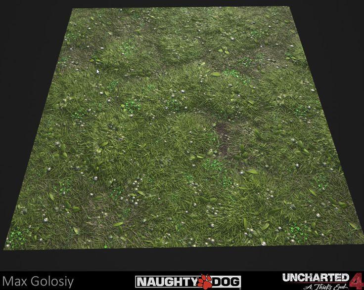 Mossy Ground, Max Golosiy on ArtStation at https://www.artstation.com/artwork/rZgKE