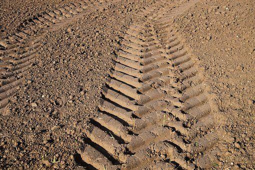 Ślad, Traktor Utwór, Rolnictwo