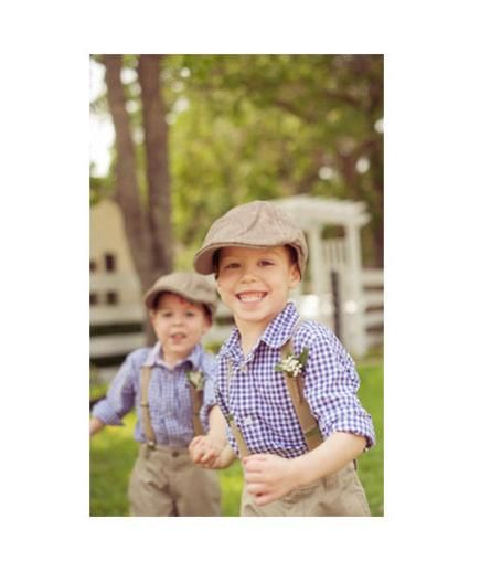 Preppy Pals | When it comes to cuteness, kids steal the show.