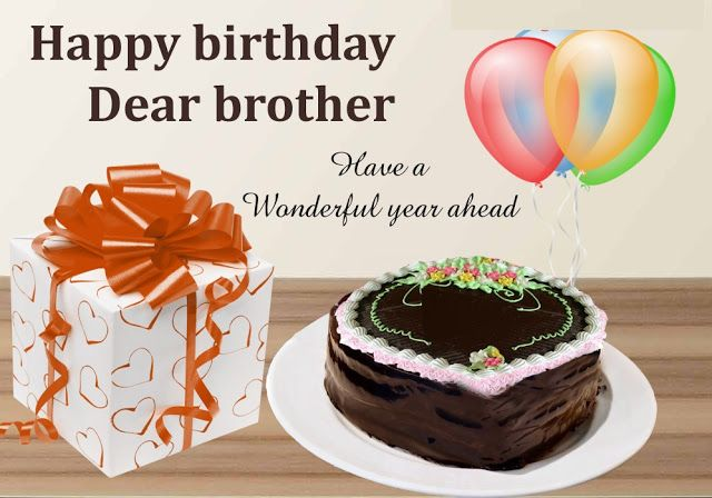 Birthday Greetings For Brother Top 10 Images Bash