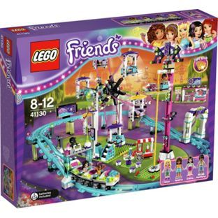 Buy LEGO Friends Amusement Roller Coaster - 41130 at Argos.co.uk, visit Argos.co.uk to shop online for LEGO