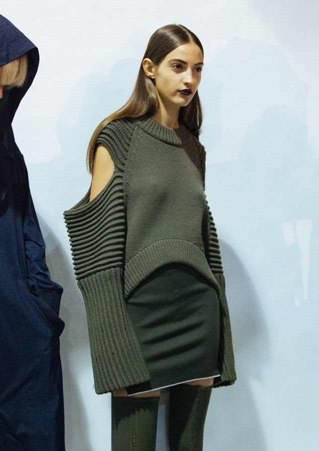DKNY SS17 NYFW Womenswear Dazed
