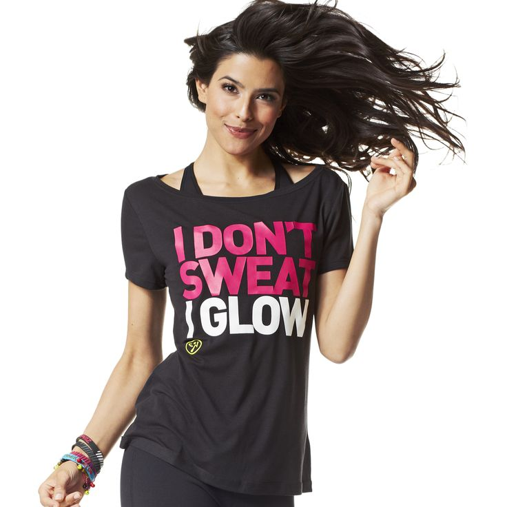 I am getting this shirt for zumba class i love it i don for T shirts that don t show sweat