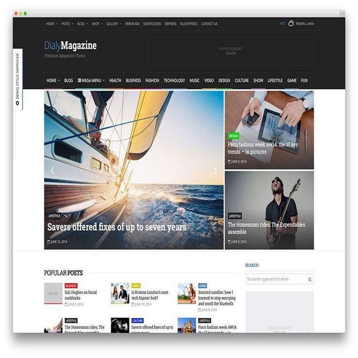 dialymagazine-tech-news-wordpress-theme