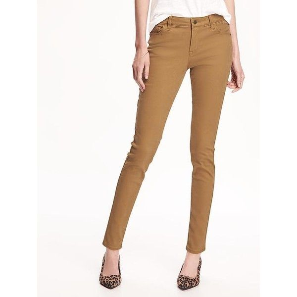 17 Best ideas about Brown Skinny Jeans on Pinterest | Brown pants ...