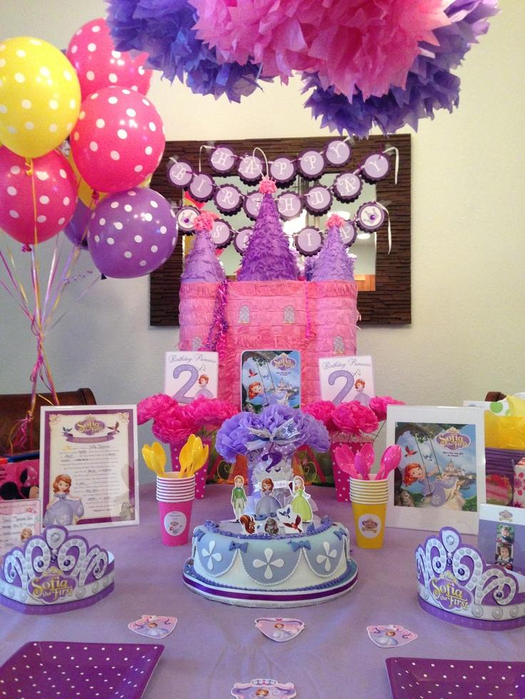 17+ best images about Sofia Party Ideas on Pinterest ...