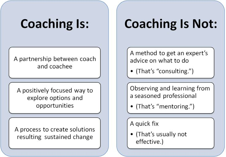 Coach 4You by Alfredo M.: 6 PUNTI PER CAPIRE IL COACHING E LA DIFFERENZA CON COUNSELOR E PSICOTERAPEUTA
