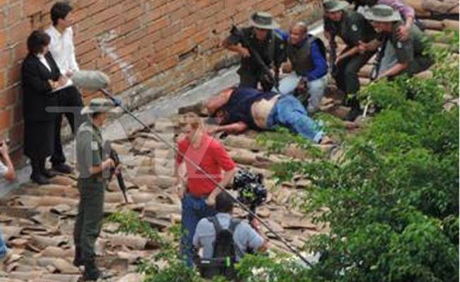 La serie Narcos no pudo grabar en sitio donde murió Pablo Escobar   El Puntero