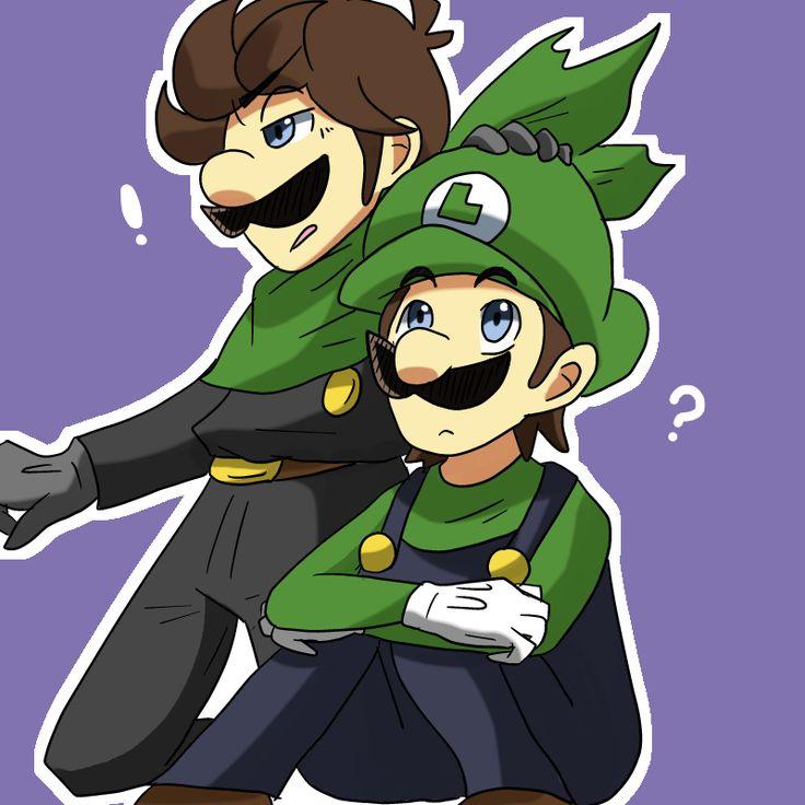Mr.L and Luigi.
