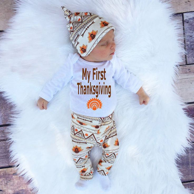 Cheap set newborn, Buy Quality baby boy directly from China baby outfits newborn Suppliers: 4pcs Outfits Set Newborn Toddler Infant Kids Baby Boy Cotton Clothing Thanksgiving Cute Boutique Outfits