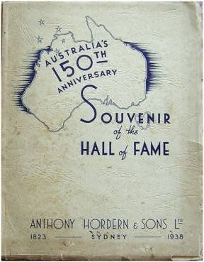 ANTHONY HORDERN & SONS LTD, Brickfield Hill, Sydney