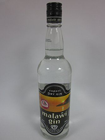 Gin - Malawi Export Dry Gin - Whisky